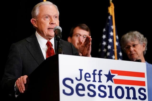 Ex-attorney general Sessions loses US Senate bid as Trump backs rival
