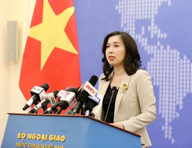 Việt Nam reaffirms sovereignty over Spratly and Paracels islands