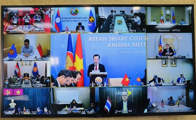 ASEAN Smart Cities Network convenes third conference
