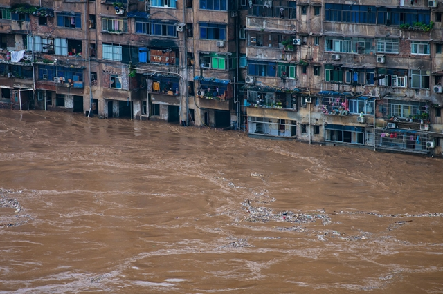 Việt Nam provides US100000 to China as flood and earthquake relief