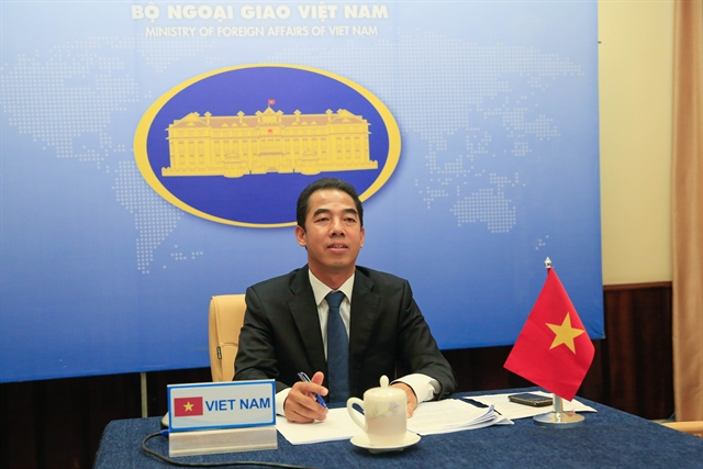 Việt Nam UK diplomatic officials hold online talks