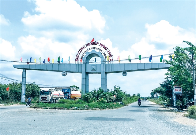 SPG Invest eyes industrial park in CầnThơ