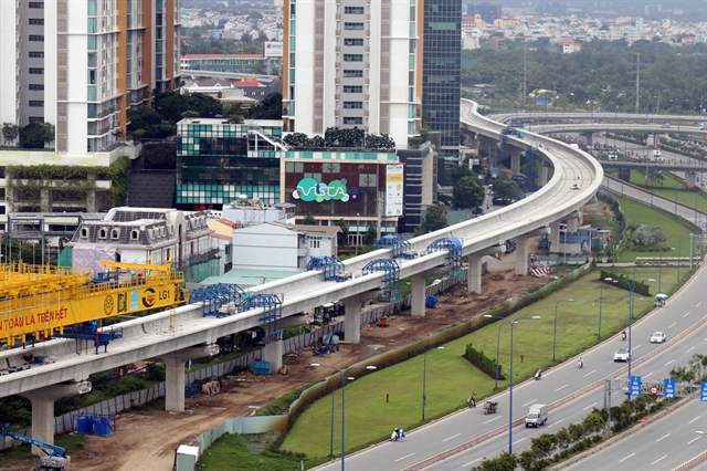 Transport infrastructure works progress slowly official admits