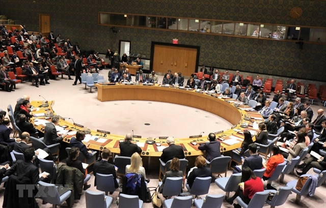 Việt Nam enhances its role thanks to joining UNSC activities