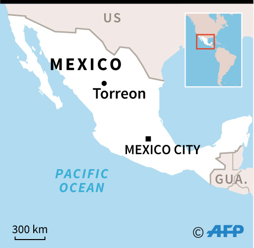 Gun attack leaves 24 dead in central Mexico