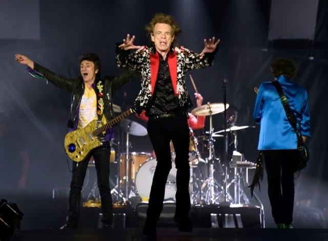 Sheeran Stones back urgent call to aid UK live music