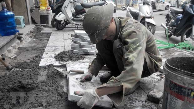 Hà Nội to inspect pavements stone paving