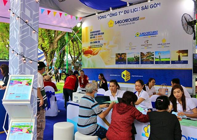 Annual HCM City Travel Fairboost tourism