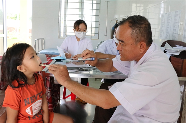 Military clinic improves health care in remote Gia Lai
