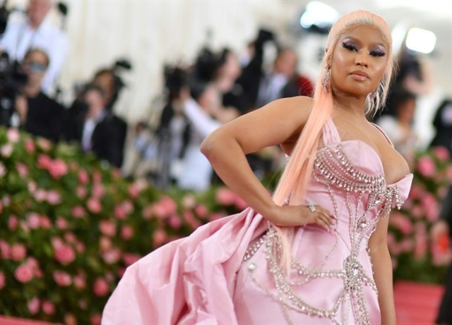 Rapper Nicki Minaj announces pregnancy