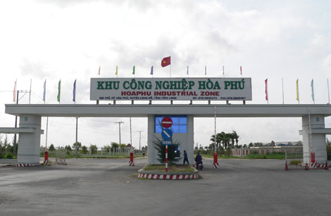 Bắc Giang to expand industrial parks clusters to lure investment