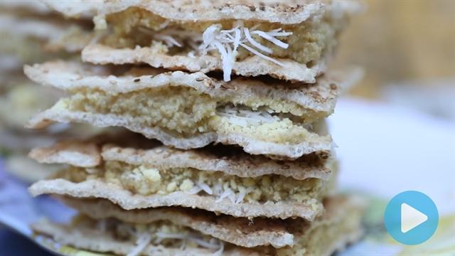 Nom nom Vietnam - Episode 50: Millet rice crackers