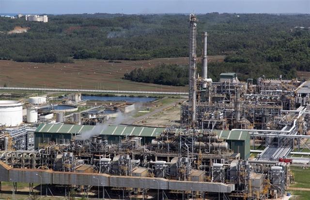 Bình Sơn Refining and Petrochemical faces revenue slump