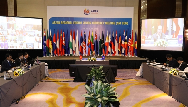 VN proposes better pandemic prevention cooperation at regional forum