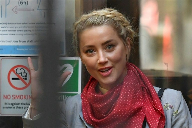 Amber Heard denies affairs with Elon Musk James Franco