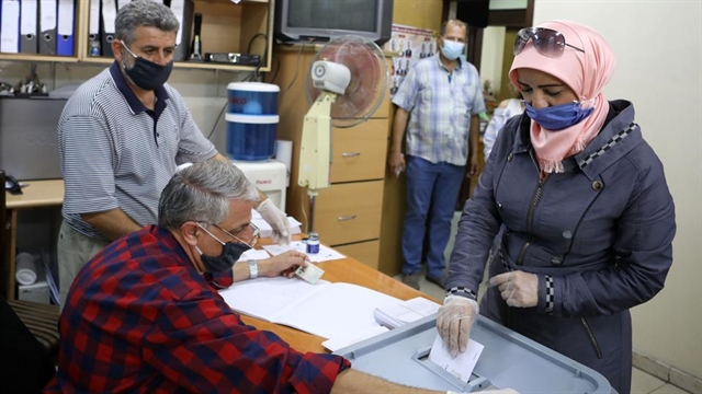 Syrias ruling party wins expected majority in parliamentary polls