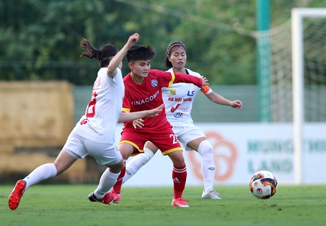 Việt Nam Coal and Mineral to meet HCM City in final of womens cup