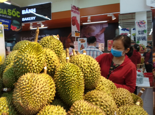 VN promotes durian in Australia