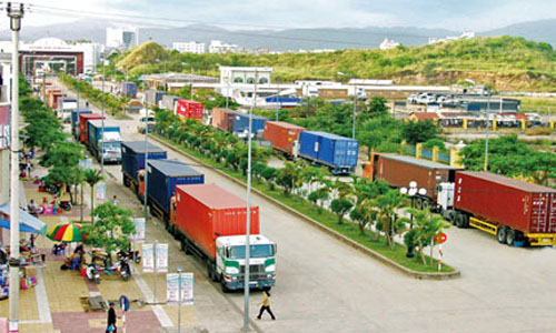Business licences to be required for internal transport