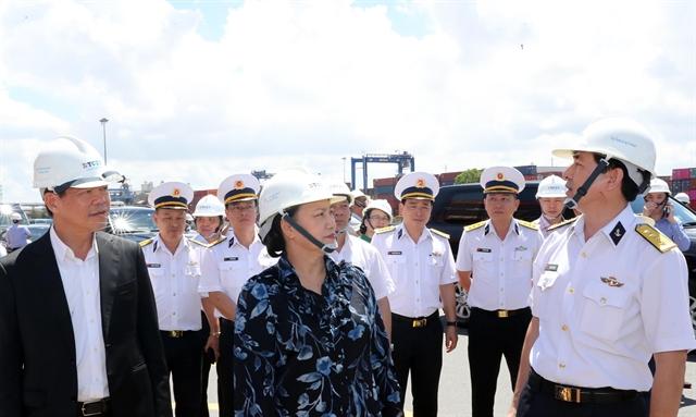 NA leader welcomes investors to Bà Rịa-Vũng Tàu