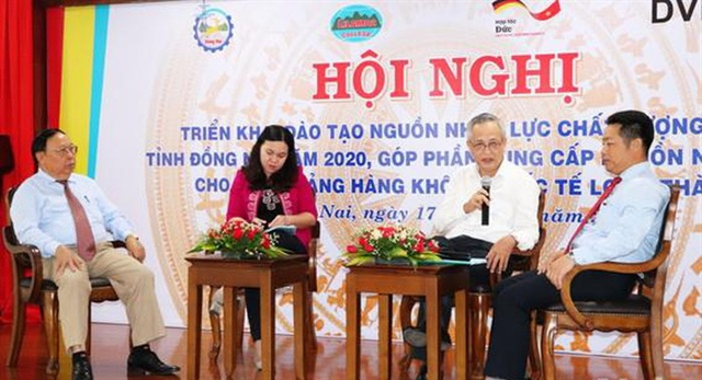 Đồng Nai Province to train workers for Long Thành International Airport