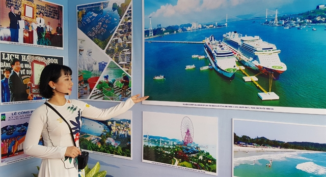 Book and photo exhibition features Vietnamese seas islands