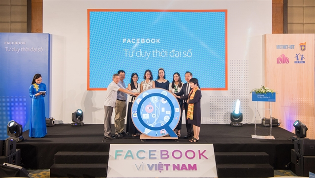 Facebook launches We Think Digital programme for Vietnamese young generation