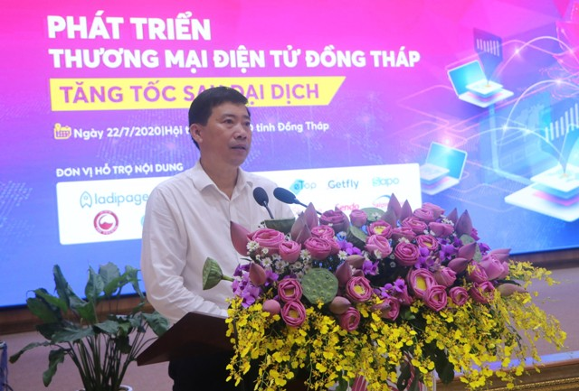 Đồng Tháp authorities seek ways to develop e-commerce