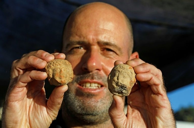Jerusalem site reveals ancient Judean tax centre
