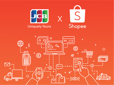 JCB Shopee unveil Southeast Asia collaboration