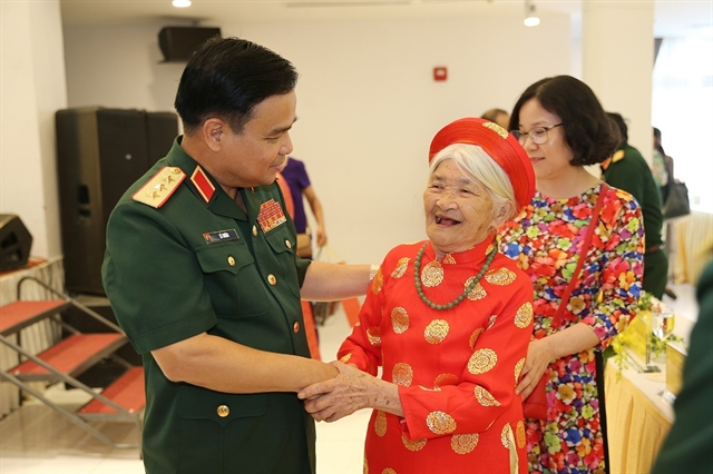 Vietnamese heroic mothers honoured in Hà Nội