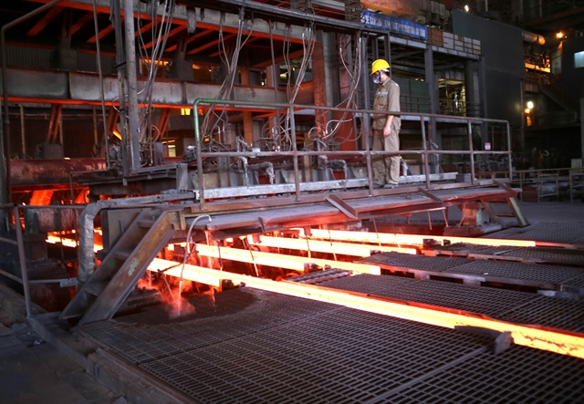 Steel maker Hòa Phát Group records 30-year highest quarterly profit