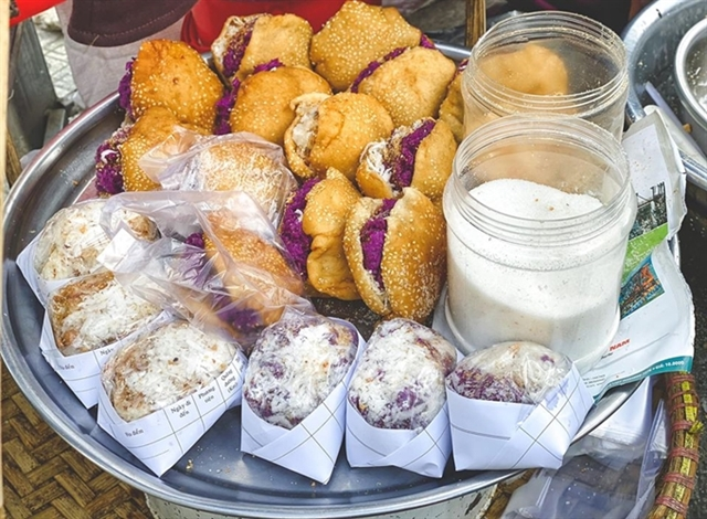 Go nuts for donuts in Đà Lạt