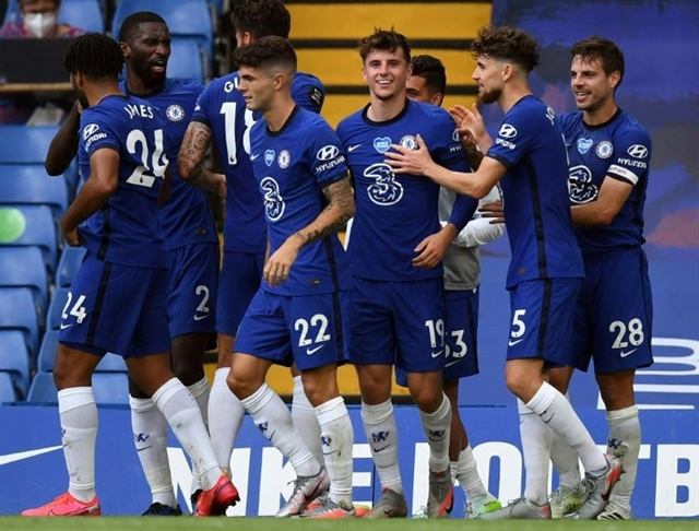 Man Utd Chelsea seal top-four spots as Watford Bournemouth relegated