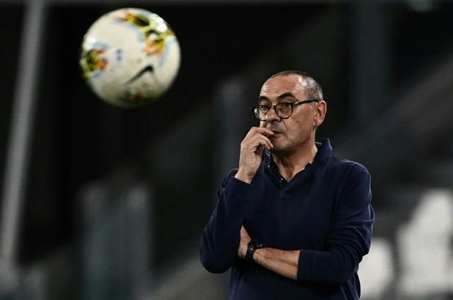 Sarri savours sweet first title with Juve after difficult debut season