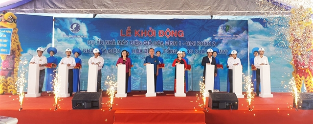 Construction of wind farms worth 227m begins in Bạc Liêu