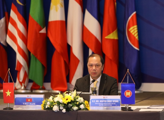 ASEAN among Việt Nams top foreign policy priorities