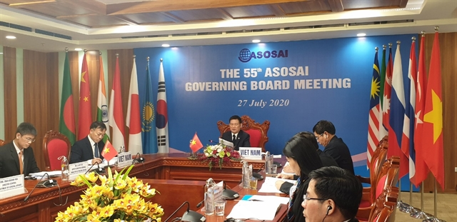 VN hosts top auditors meeting online