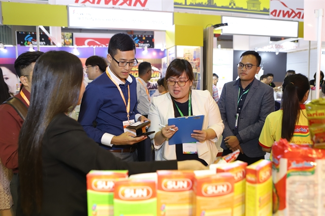 Vietfood Beverage - Propack Việt Nam expo returns next month