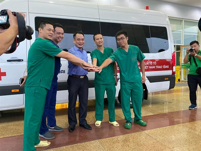 Hospital gears up to receive 120COVID-19 patientsfromEquatorial Guinea