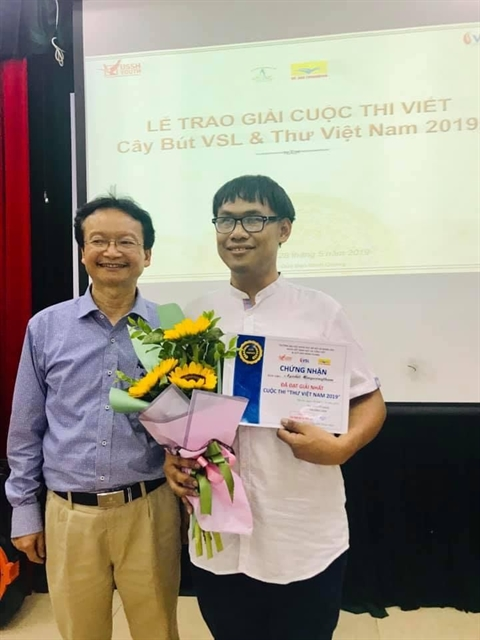 Thai man overcomes all barriers to master Vietnamese