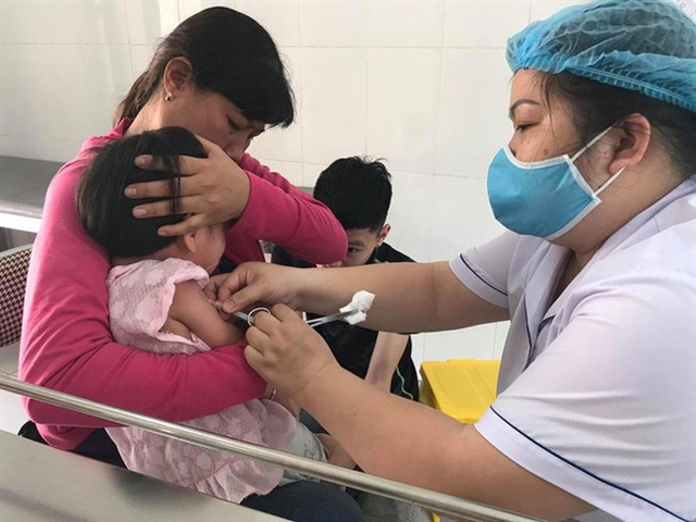 Diphtheria vaccination to be offered for under-7 children