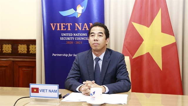Việt Nam attends UN Security Councils Open Debate on Pandemics and Security