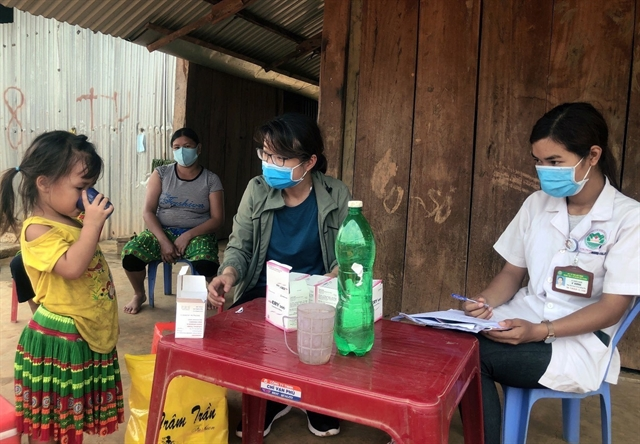 Đắk Nông Province has three more diphtheria patients