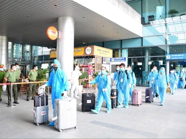 270 South Korean experts quarantined in Hải Phòng