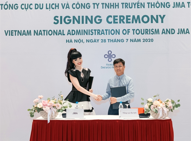 Fashion icon teams up with UNESCO VNAT to promote tourism