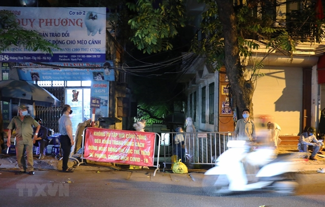 Hà Nội to conduct rapid coronavirus test for all people returning from Đà Nẵng