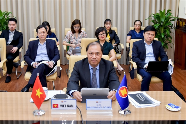Việt Nam attends virtual high-level dialogue on ASEAN post-pandemic recovery