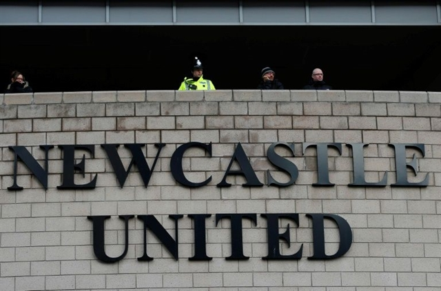 Saudi-backed investors pull out of Newcastle deal