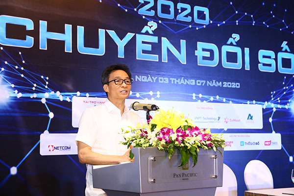 Việt Nam to go digital or lose out: Deputy PM Đam